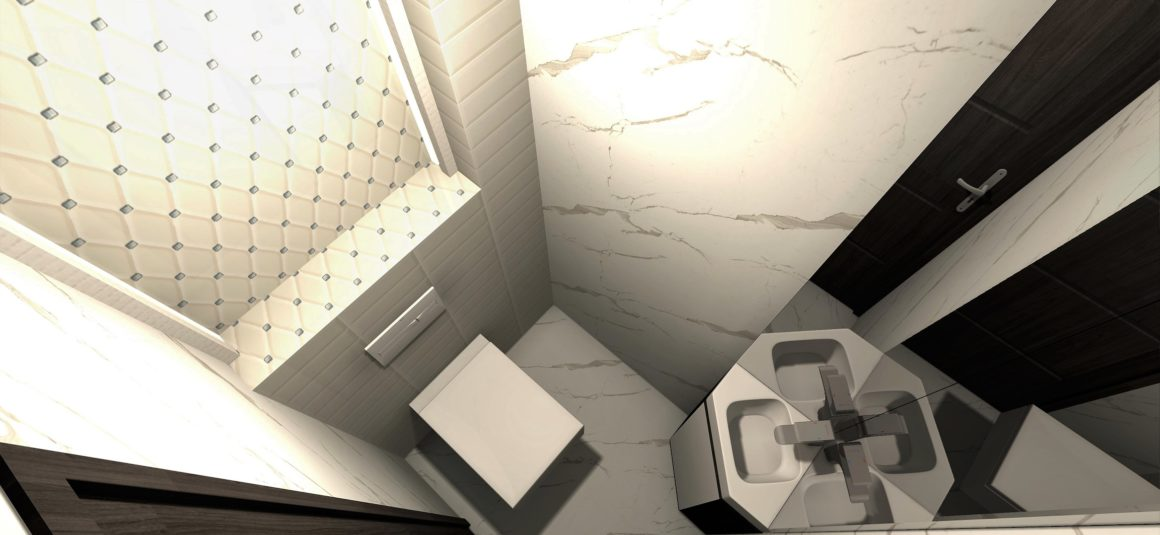 Toaleta glamour